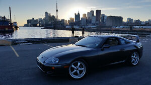 1994 Toyota Supra Twin Turbo LHD - Rare 1A1 Anthracite