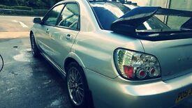 Subaru 2001 wrx Impreza