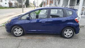 2013 Honda Fit LX Hatchback