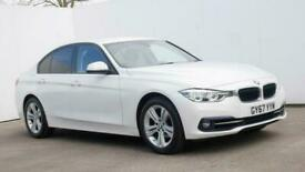 image for 2017 BMW 3 Series 318i Sport 4dr Step Auto Saloon petrol Automatic