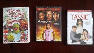 Family and Children's DVDs