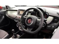 2016 Fiat 500X 1.4 Multiair Cross Plus 5dr Manual Petrol Hatchback