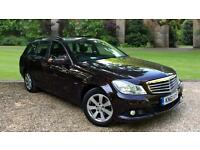 2011 Mercedes-Benz C-Class Estate C200 CDI BlueEFFICIENCY SE Edi Automatic Diese