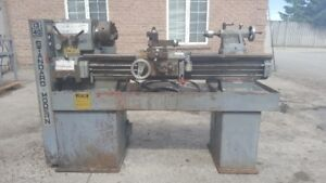"Used Metal Lathe 13"" x 40"""