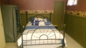 Room available for male boarder--immediately