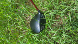9.5 Ping G25 or Anser driver with stiff shaft