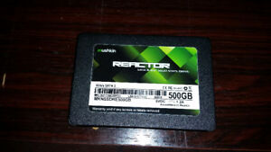 Mushkin Reactor 500 GB SSD