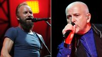 """Sting And Peter Gabriel Tickets """"Fantastic Seats"""" Low 307 & 309"""