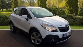 2014 Vauxhall Mokka 1.4T Tech Line Automatic Petrol Hatchback