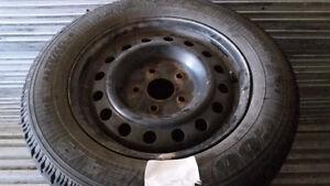 Caravan Snow Tires