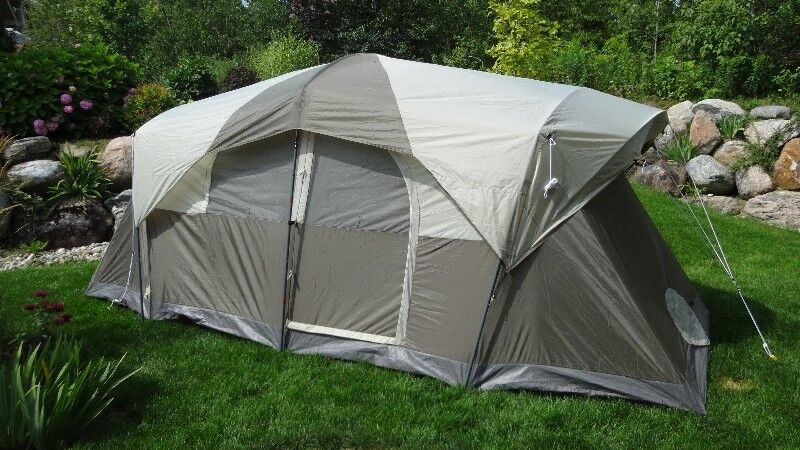 d69848117d2 Coleman Weathermaster 10-Person Dome Tent | Fishing, Camping ...