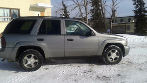 REDUCED     2007 Chevrolet Trailblazer  SUV, Crossover