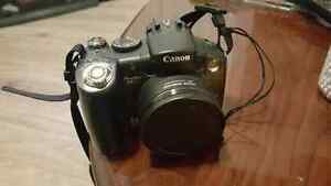 Canon powershot S5IS camera