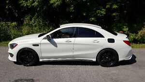 2015 Mercedes CLA 250 4MATIC Groupe AMG