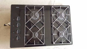 "30"" Bosch tempered glass top Gas Cooktop"
