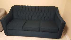 Sofa set (Sofa bed and love seat)