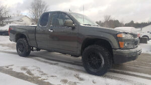 2010 CHEVROLET COLORADO ***** AUTOMATIQUE 4X4 120000KM*****