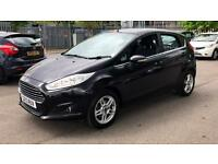 2013 Ford Fiesta 1.6 Zetec Powershift Automatic Petrol Hatchback
