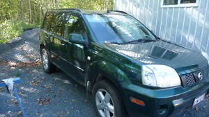 2005 Nissan X-trail AUTO LOADED SUV, Crossover