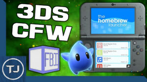 Unlimited 3DS Games * Homebrew + Free Shop