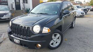 2007 Jeep Compass SUV, Crossover - CERTIFIED & E-TESTED!