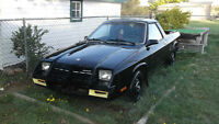 Sweet Deal.......1982 Dodge Rampage