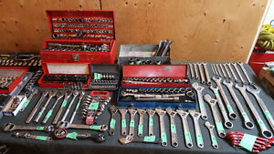 Remaining assortment of tools..