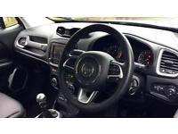 2015 Jeep Renegade 1.6 Multijet Limited 5dr Manual Diesel Hatchback
