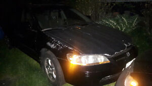 1999 Honda Accord Se Sedan