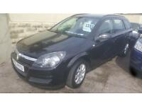 2006MY Vauxhall Astra 1.7CDTi 16v ( 80ps ) Club Turbo Diesel Estate