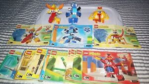 Lego Mixels collection with over 20 figures