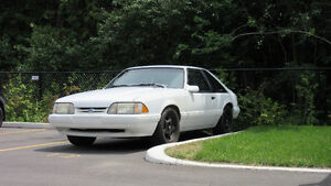 1991 Ford Mustang LX Coupé (2 portes)