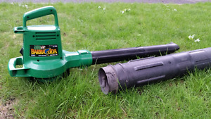 Weed Eater Barracuda Electric Leaf Blower And Muchler (No Bag)