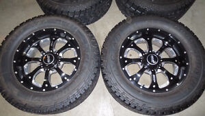 BMF Novakane 20 Inch Toyo Open Country A/T Dodge