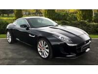 2016 Jaguar F-TYPE 3.0 Supercharged V6 S 2dr Manual Petrol Coupe
