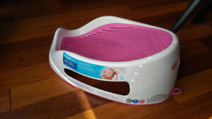 Baby bath support tub