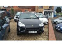 Porsche Cayenne 4.8 Tiptronic S Sport top spec model 12 mths platinum warranty