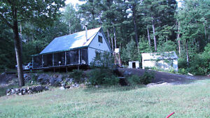 Waterfront Cottage for Sale on Lake Temiscaming