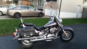 2005 Yamaha V-Star Silverado Package