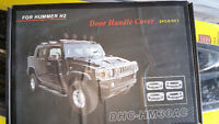 HUMMER H2 CHROME HANDLE COVERS