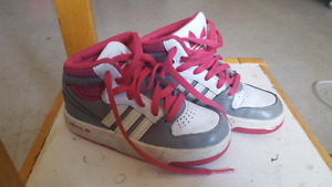 Adidas shoes size 8 and 9