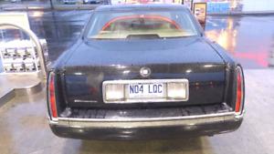 Cadillac deville concours