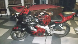 Fast Bike for a low price.. Honda CBR 600F4
