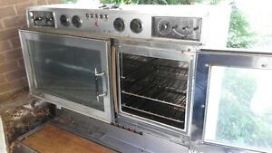 Vintage Tappan electric Double oven great condition