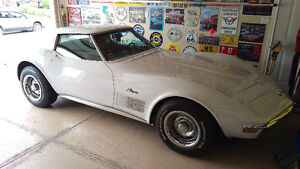 1971 Corvette Coupe 2dr 350/270 Turbo Hydramatic Matching Number