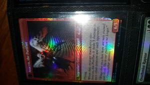 magic the gathering high end foils