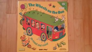 Teacher Big Books for Classic Pre-School Songs
