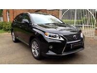 2014 Lexus RX 450h 3.5 Advance 5dr CVT (Sunr Automatic Petrol/Electric Estate