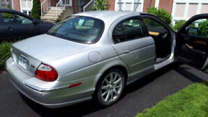 Jaguar S type 4.0 V8 Sport 2000. Gris/Grey TelQuel/As Is