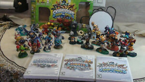 Skylanders ,spyros aventure, giants,swap force 34 figurine OBJET